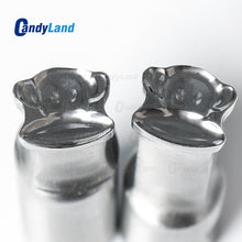 Big-mouthed monkey Mold Candy Punch Die Set Custom Logo Punch Die Cast Pill Press For Tablet TDP Machine