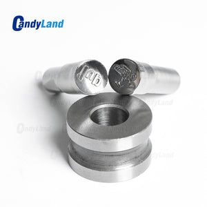 Mario 3D Punch Mold Candy Punch Die Set Custom Logo Punch Die Cast Pill Press For Tablet TDP Machine