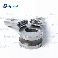 PERCOCET 10/325 Pill Press Die Candy Punch Die Set Custom Logo Punch Die Cast Pill Press For Tablet TDP Machine