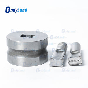 Heineken  Milk Tablet Die Candy Punch Die Set Custom Logo Punch Die Cast Pill Press For Tablet TDP Machine