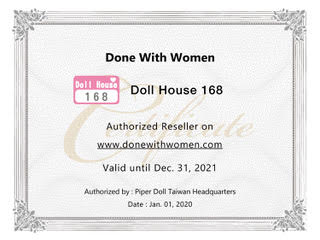 Doll House 168 Certified Vendor
