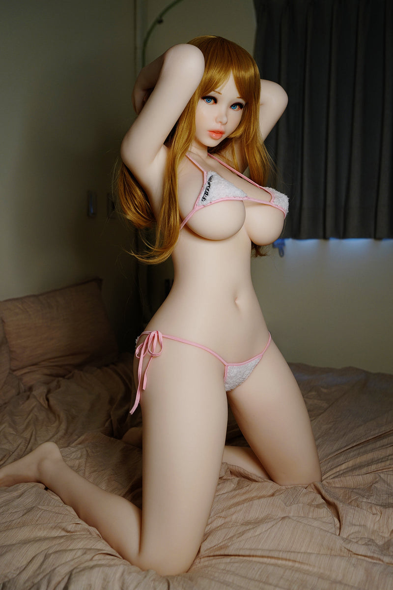 Piper Doll Ariel Silicone 150cm mizuwali photo wearing bikin