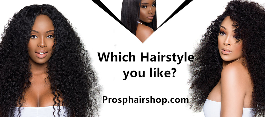 New Hairstyle For Summer - Prosphair Shop