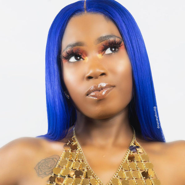 Peruvian Hair Lace Front Wigs