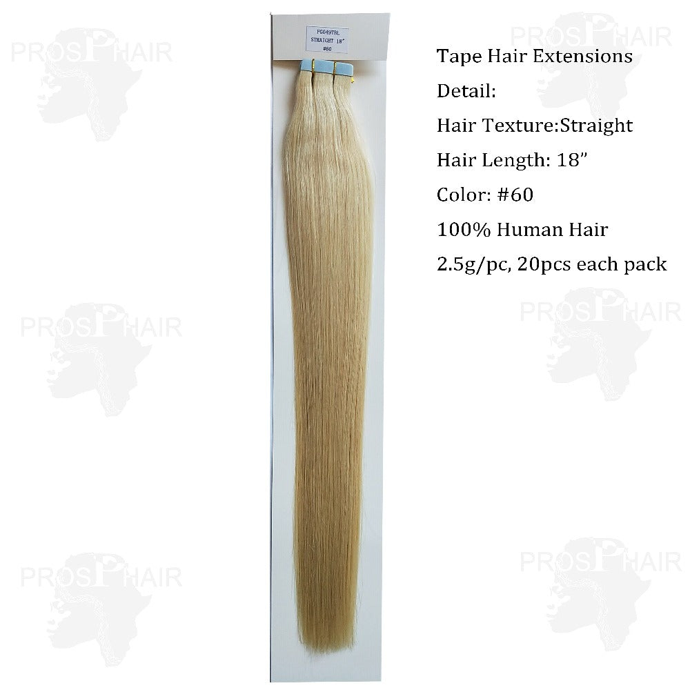 Type Hair Extensions