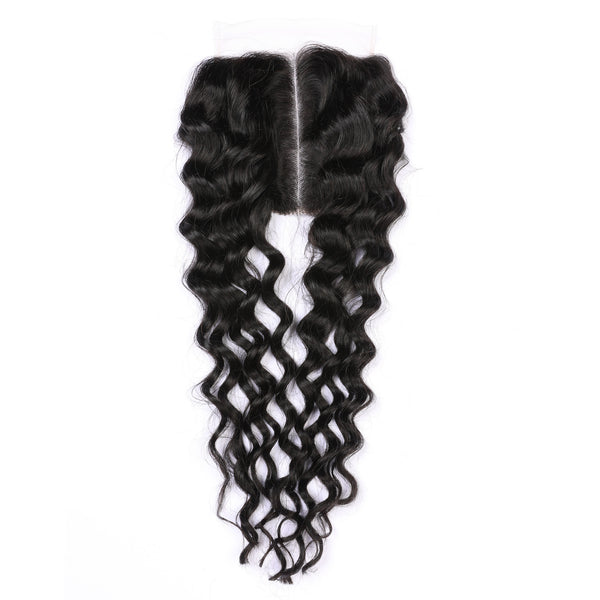 Lace Closure 5*5 Human Hair Italian Wave Style