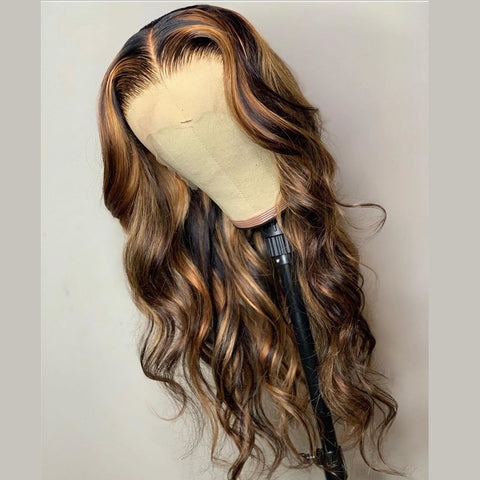 Human Hair Lace Front Wigs