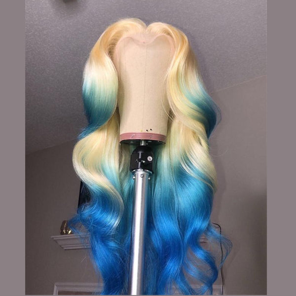 Blonde Hair Lace Wig