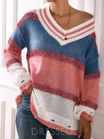 Regular Regular Mid-Length Long Sleeve Sweater
