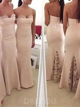 Sweetheart Sheath/Column Sleeveless Lace Evening Dress