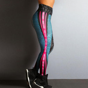 Geometric Don't Stop Leggings
