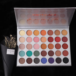 Beauty Glazed 35 Color Eyeshadow Palette