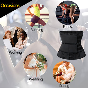 13 Steel Boned Waist Trainer Corset