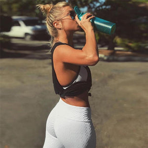 Booty Lifting Anti-Cellulite Push Up Leggings