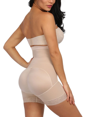 High Waist Tummy Control & Butt Enhancer