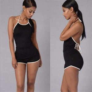 One Piece Beach Jump Suit