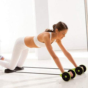 Power Roll Ab Trainer™ Ab and Full Body Workout