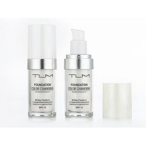 TLM COLOUR CHANGING FOUNDATION 30ML