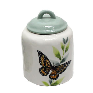Butterfly Canister- Medium