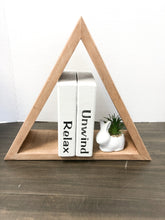 Load image into Gallery viewer, DIY Kit Triangle Shelf