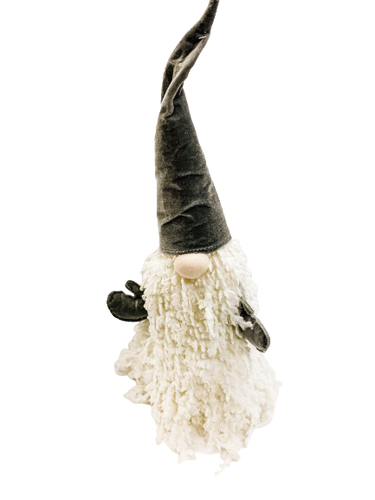 Gnome with Snowflake Beard