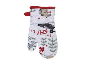 Canadiana Collection Oven Mits