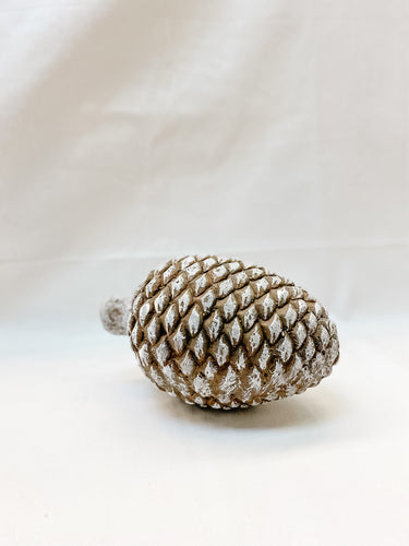 Large Pinecone Ornament