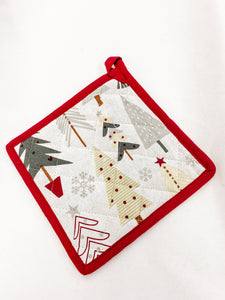 Nordic Tree Pot Holder