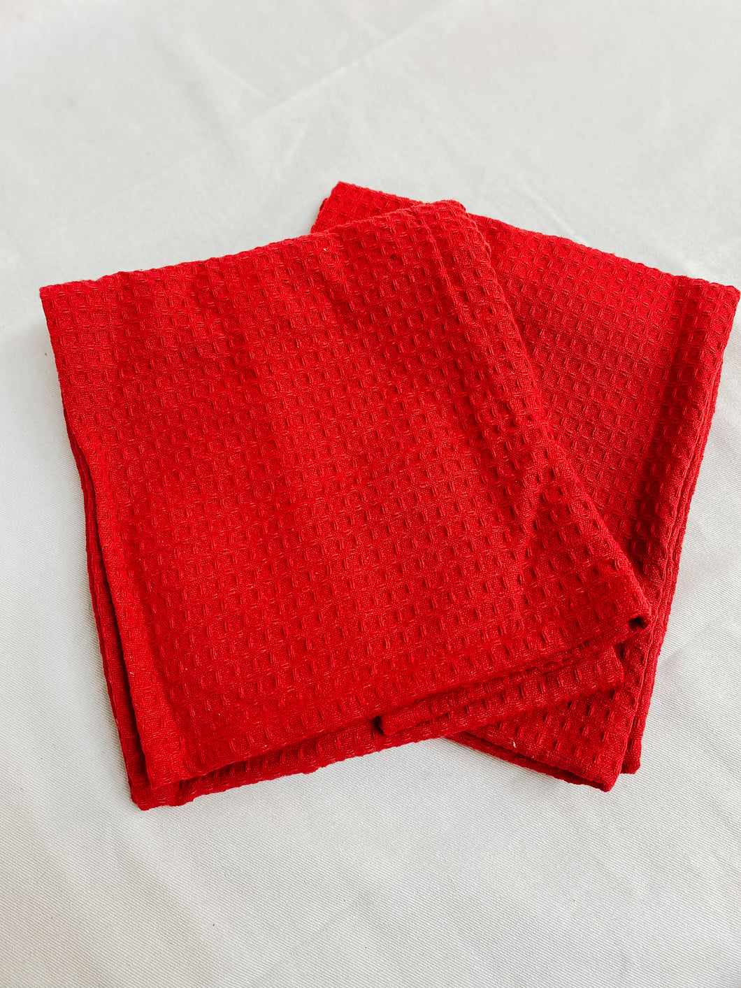 Waffle Dish Cloth - Set of Two