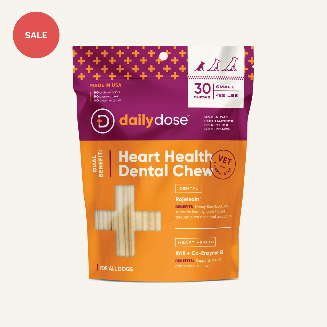 Heart Health + Dental Chew