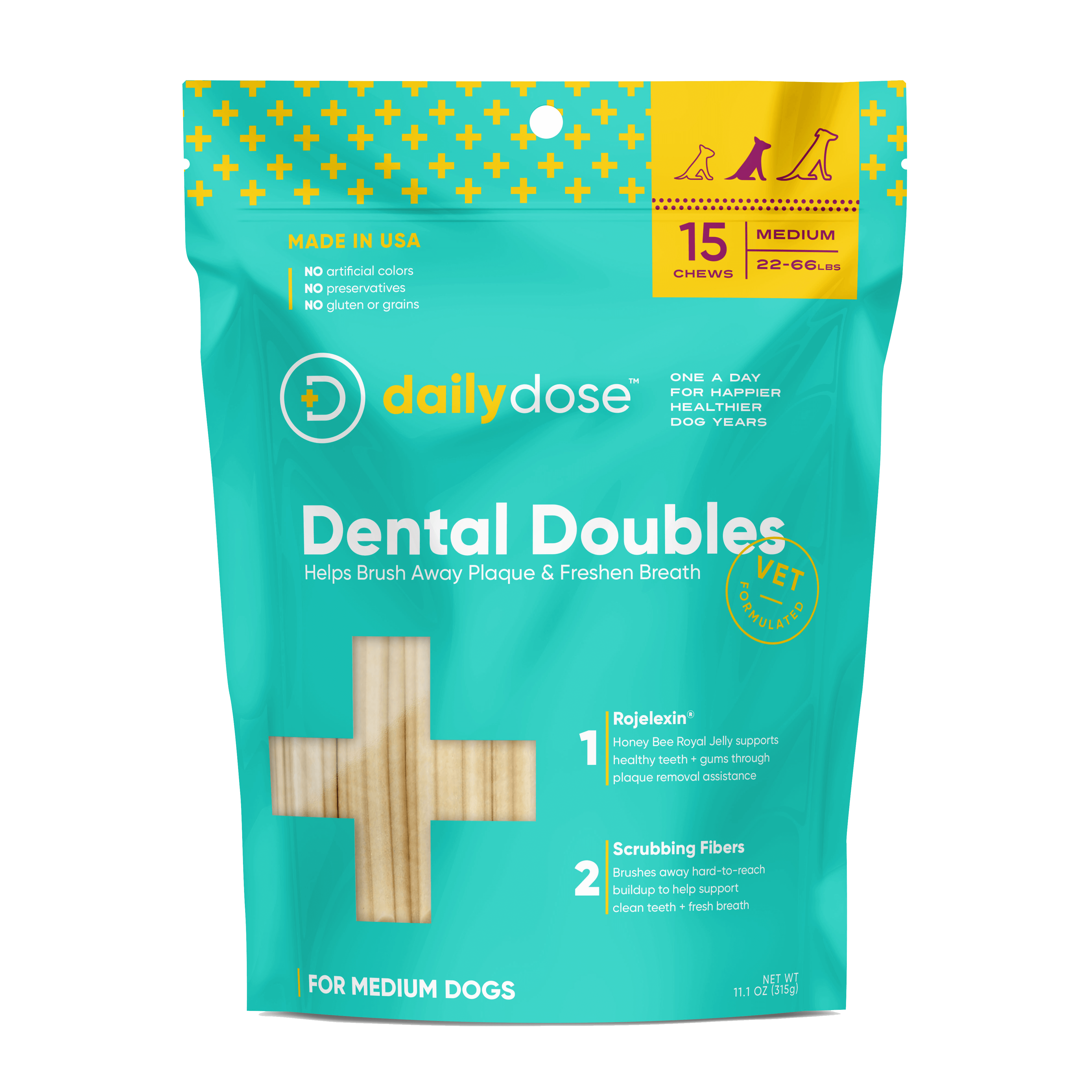 Dental Doubles