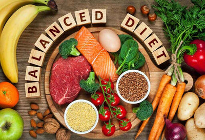 How to Have a Healthy Nutritional Balanced Diet?