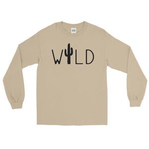 Wild Cactus Long Sleeve