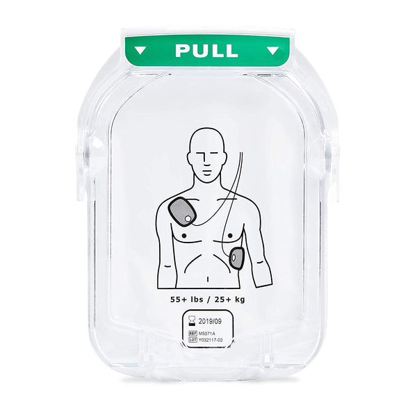 Philips HeartStart AED Defibrillator Adult Smart Pads Replacement Cartridge