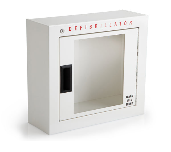 Philips Defibrillator Wall Cabinet with Alarm