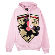 "Hoodie ""Unicorn"" - light pink"