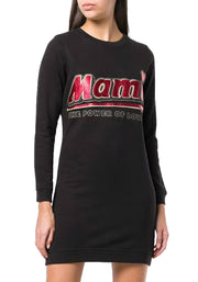 "Minidress ""Mami"" - black (model)"