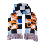 "Scarf ""Show Off"" - multicolor (wrapped)"