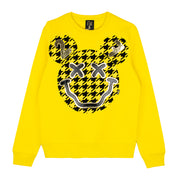 "Sweatshirt ""Kurt"" - yellow"