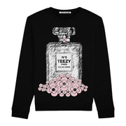 "Sweatshirt ""TZ Flacon"" - black"