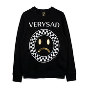 "Sweatshirt ""Very Sad"" - black"