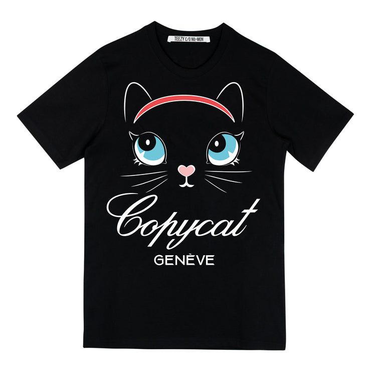 "T-Shirt ""TZ Copycat"" - black"