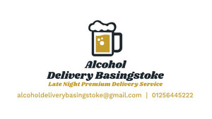 Alcohol Delivery Basingstoke