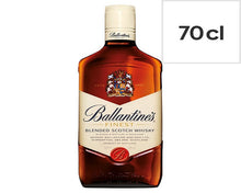 Load image into Gallery viewer, Ballantine's Finest Blended Scotch Whisky