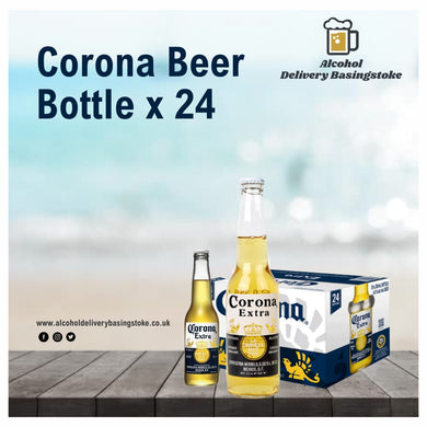 Corona Beer Bottle x 24