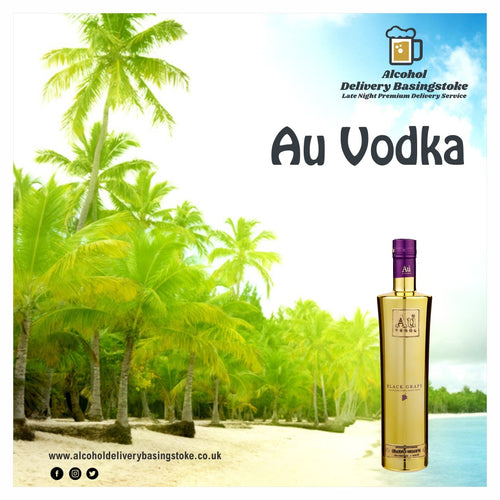 Au Vodka 70 cl