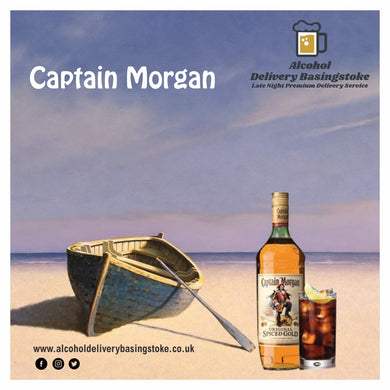 Captain Morgan 70 cl