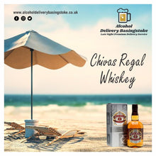 Load image into Gallery viewer, Chivas Regal Whiskey