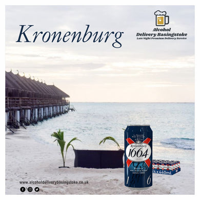 Kronenburg 24 cans x 440ml