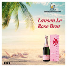 Load image into Gallery viewer, Lanson Le Rose Brut 75Cl